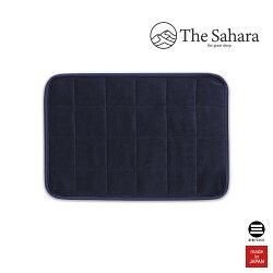 TheSahara2(ザ・サハラ2)洗える除湿枕パッド「24マスキルト」ナイトブルー