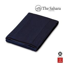 TheSahara2(ザ・サハラ2)洗える除湿ハーフケット「4本キルト」ナイトブルー