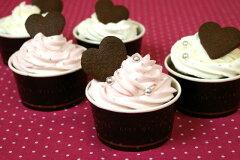 【ラブチョコキット】クッキー&デコカップケーキ(5個分)※お1人様1個限り