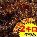 【送料無料】兵庫県淡路産 2016年春物 いかなごのくぎ煮 2kg お得ファミリーパック 無添…