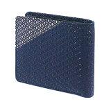印伝の二つ折り財布(8214いほり)