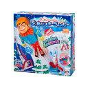 ぶっ飛びスキージャンパー メガハウス スキージャンプで競う ++