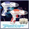 スプラッシュライトヒーローパッケージ鈴木ラテックス青く光る水ピストル