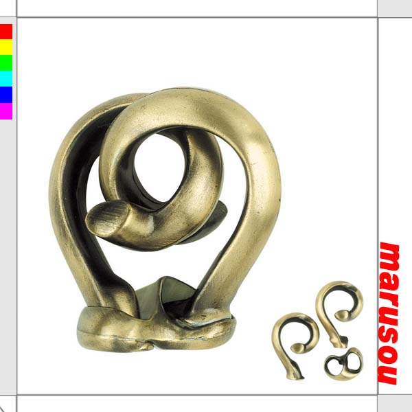 Cast puzzle-radics toys, toys, toy, brain puzzle and torus knot, mainly do art gifts, gadgets