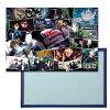 呪術廻戦MEMORIES1000T-176+NDXウッド10Tプレミムブルー16010-1042エンスカイジグソーフレームセット