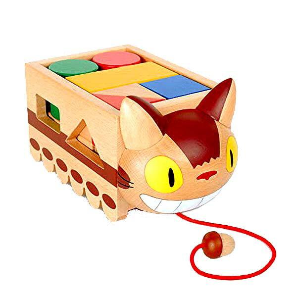 ベビー向けおもちゃ, 積み木