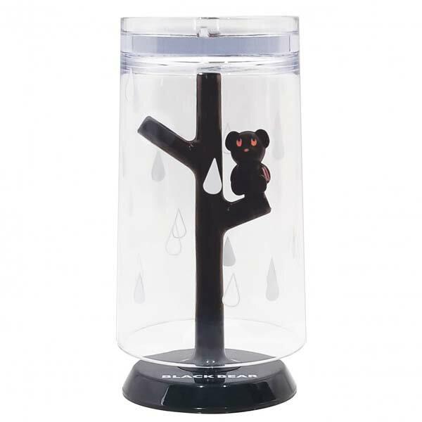 グラス・タンブラー, その他  miffy black bear