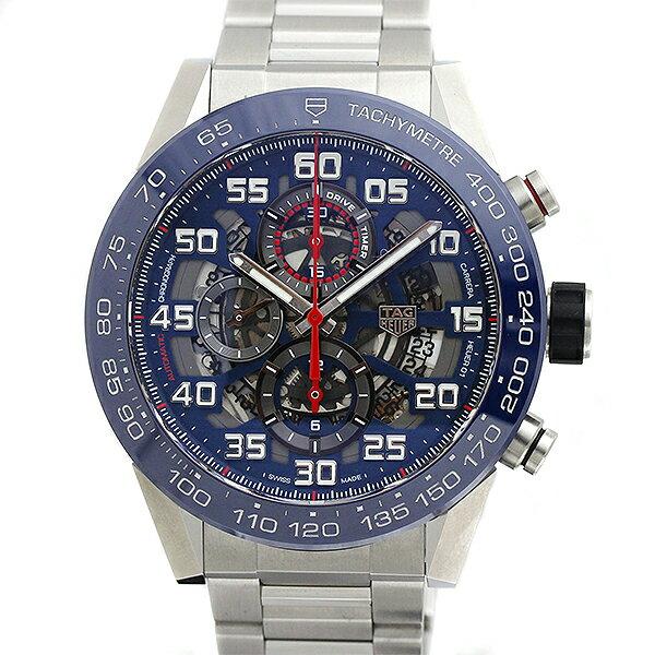 タグホイヤー TAG Heuer カレラ ホイヤー01 レッドブル クロノグラフ メンズ腕時計 CAR2A1K
