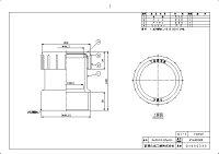 【送料無料】前澤化成工業キッチンヤリトリジョイントKYJ40×50S【KYJ40X50S】『70901』キッチンヤリトリジョイントKYJ排水用特殊ソケット