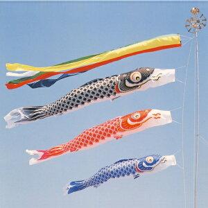 कोइनोबोरी गार्डन कुत्सुकी स्पेशल सुबारू कोइ (सुबारू) 7 मीटर 6 अंक (तीर पहिया, रस्सी, विंडसॉक, 3 कार्प) बड़े / ध्रुव अलग से बेचे गए गुड़िया के कुत्सुकी को-ओ-ओएच-005