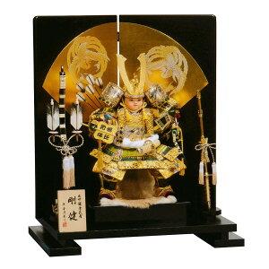 五月人形 平安豊久 子供大将飾り 10号 彫金鶯 五月人形 ≪GOH-503188≫五月人形 …