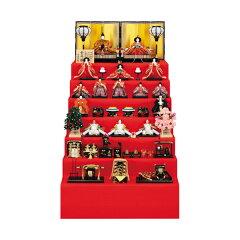 雛人形 吉徳 七段飾り 10P09Jan16