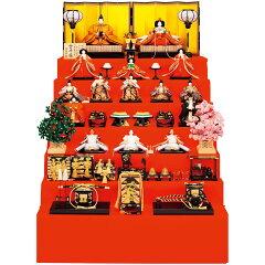 雛人形 吉徳 雛人形 七段飾り 10P09Jan16
