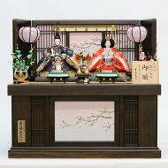雛人形吉徳収納飾りHNY-605-400雛人形三五親王収納飾り「御雛」ひな人形雛コンパクト収納飾り[P10]