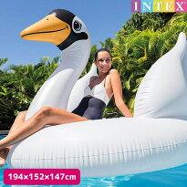 フロート『メガスワンアイランド白鳥194×152×147cm』INTEX(インテックス)商品番号:swm-fl-56287子供〜大人用フロート【HLS_DU】【あす楽対応】etc