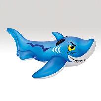 INTEX(インテックス)『フレンドリーシャークライドオン鮫(サメ)』対象年齢:3歳から154×104cmswm-fl-56567子供〜大人用フロート【after20130610】
