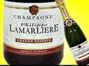 シャンパンが衝撃の60%OFF!!フィリップラマリエ グランレゼルヴ ブリュット