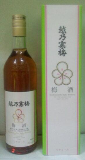 日本酒・焼酎, 梅酒 2! 720ml