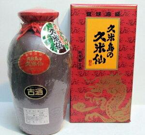 久米島の久米仙 (古酒)43度 900ml