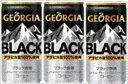 ジョージアエメラルドマウンテンブレンドブラック 185g×30缶