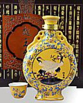 越王台陳年30年花彫酒 [壺] 15度 600ml×4本:ECHIGOYA