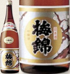梅錦 吟醸 つうの酒 1800ml