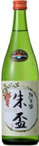 千代の園 純米酒 朱盃 720ml×6本