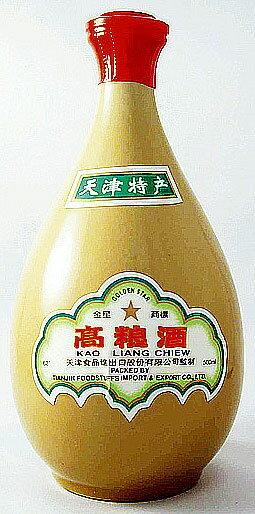 天津高粮酒 [壺] 62度 500ml×12本
