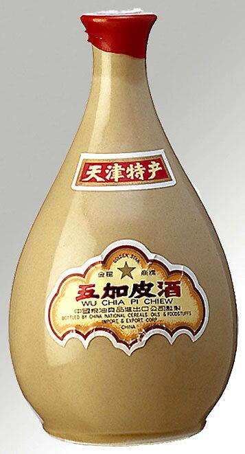 天津五加皮酒 [壺] 54度 500ml×12本