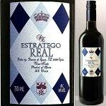 エストラテゴ・レアルティント赤正規品750ml(スペイン・ワイン)