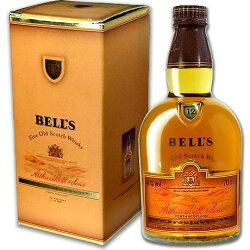 ベル12年40度700ml(並行品、ブレンデッド・スコッチ・ウイスキー)