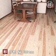 杉フローリング 無節/上小/小節込み エンドマッチ 送料無料 床板 15×130×1900 10枚 1束 木材 床板 日曜大工に