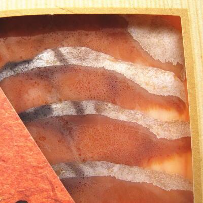 【簡単便利♪福井の伝統の味】お刺身用!鯖のへしこスライス【あす楽_関東】【楽ギフ】