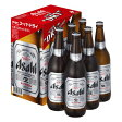【送料無料】アサヒビール/アサヒスーパードライ大びん半ダース詰セット EX-6
