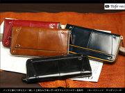 【送料無料】【キーファーノイKieferneu】チャオシリーズ:バッグと揃えて持ちたい!美しく上質なムラ染レザーのラウンドファスナー長財布/革本革レザー/キーファーノイ【RCP】10P05Nov16
