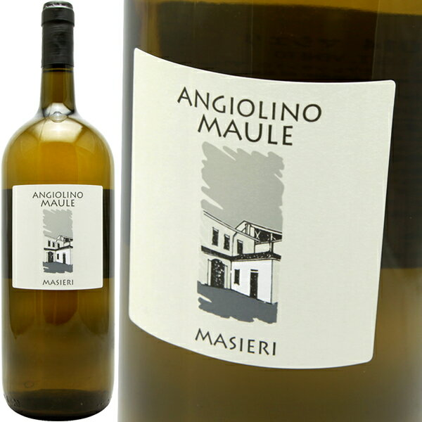 1,500ml ラ・ビアンカーラLa 【6本】 マシエリ Biancara (Angiolino Maule) Masieri Magnum [2016]