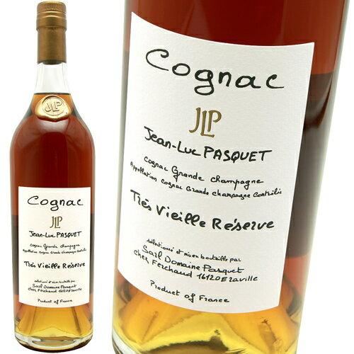 ブランデー, コニャック 40Cognac Tles Vieille Reserve 45 40Y Jean luc Pasquet