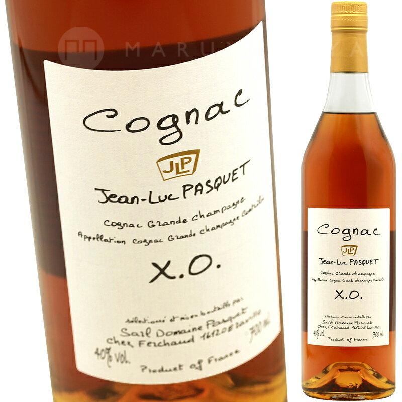 ブランデー, コニャック  X.O.25-30Cognac X.O. Jean Luc Pasquet