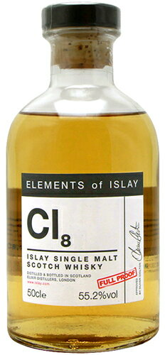 エレメンツ・オブ・アイラ・Cl8カリラ55.2%スシャリティ・ドリンクスSpecialityDrinksElementsofIslayCl8CaolIla