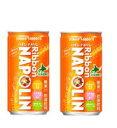 【北海道限定】リボンナポリン 190ml×30 コチニール色素 オレンジ風味 ジャパン・オレンジ