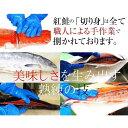 鮭 天然紅鮭 約1キロ 甘塩 サケ 半身 姿切身 さけ 2分割 切り身 ギフト 贈り物 3