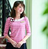 41780アンジョア株式会社ジョアオーバーブラウス41780女性制服ユニフォームオフィスウェア