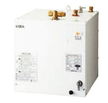 INAX・LIXIL 住宅向け 小型電気温水器 25L 【EHPM-H25N3】 ゆプラス 洗髪用・ミニキッチン用 スタンダードタイプ 本体+排水器具セット [新品]【RCP】