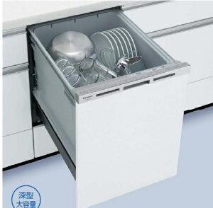 パナソニックビルトイン食器洗い乾燥機【NP-45MD7S】NP-45MD6S幅45cmM6シリーズエコナビ容量:約6人分ドアパネル型カラー:シルバー