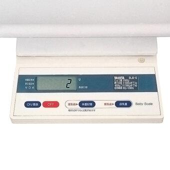 タニタ デジタル体重計2g ベビースケール