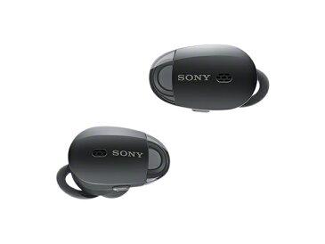 ソニー ノイズキャンセリング機能搭載完全ワイヤレス Bluetoothイヤホン WF-1000X B