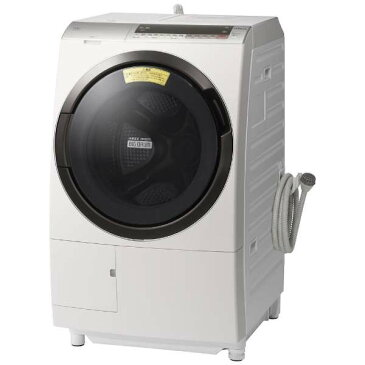 日立 ビッグドラム11.0kg ドラム式洗濯乾燥機 BD-SX110CL-N【左開き←】