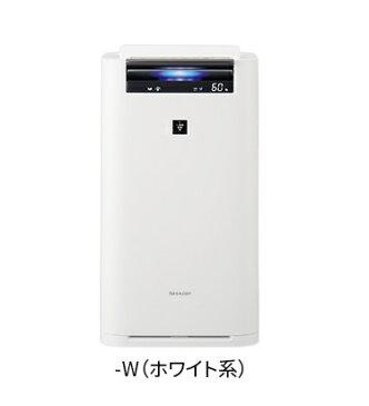 シャープ「プラズマクラスター25000」搭載加湿空気清浄機【16畳まで】KI-JS70-W