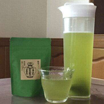 遠州金谷 緑茶ティーバッグ『新茶』5g×10包温冷兼用 1リットル用【緑茶】【ティーパック】
