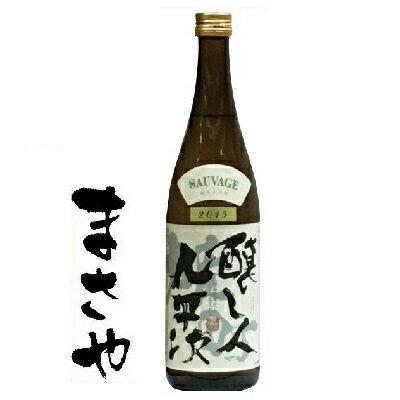 醸し人九平次 純米大吟醸 雄町 720ml JAN4512052508077
